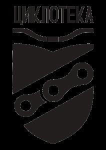 cikloteka crni logo